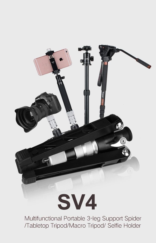 Photography TripodVideo|Tripod|Monopod Kit|Ball Head